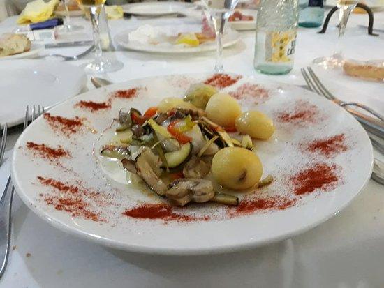 Restaurante La Casa De Salvador, Provincia de Murcia, España.