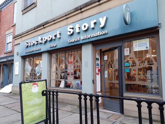Stockport Tourist Information Centre