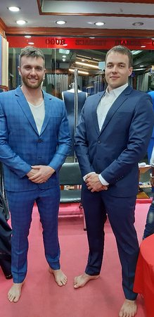 Nui Armani International Suit