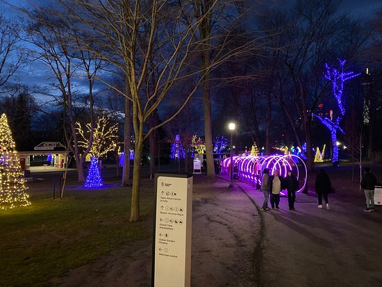 Winter Festival Of Lights Niagara Falls All You Need To