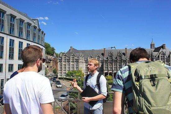 Passeios a pé em Liège