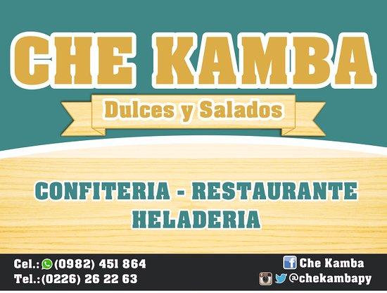 Villa Hayes, Парагвай: Che Kamba Dulces y Salados.