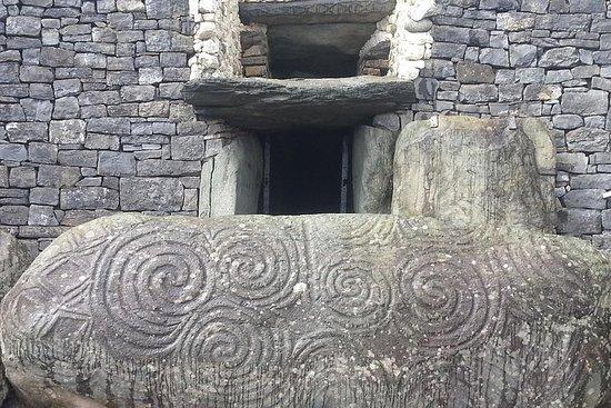 Excursion privée d'une journée à Newgrange et dans la vallée de la...