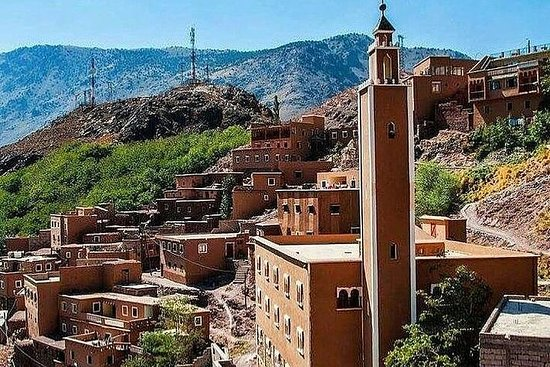 Фотография Atlas Mountains and Three Valleys Day Trip from Marrakech & Camel Ride