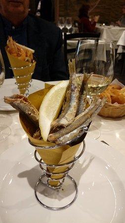 cartocci di pesce