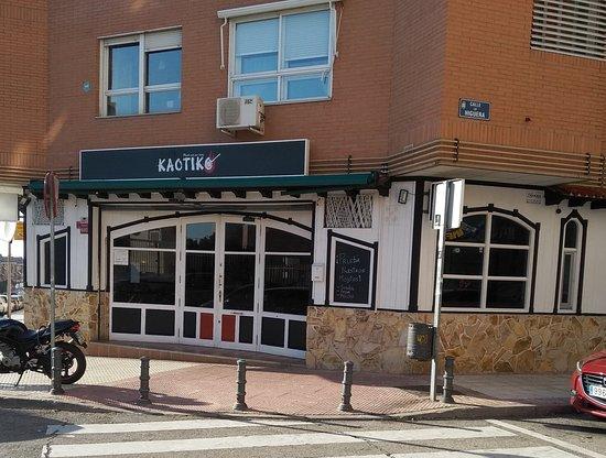 Kaotiko Restaurante Alcorcon Restaurant Reviews Photos