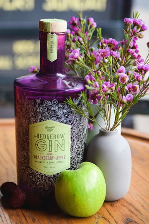 Sloemotion Hedgerow blackberry and apple gin