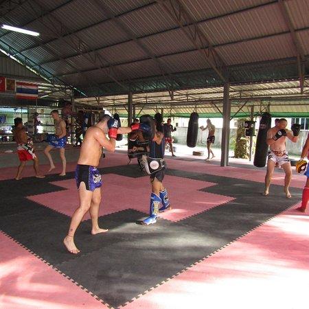 Muay Thai Boxing Camp Thailand