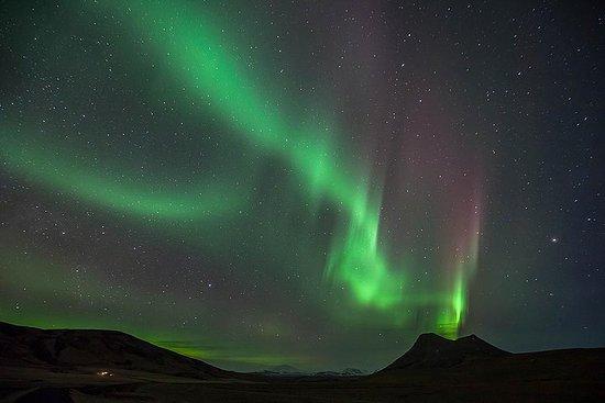 Glaciers et Aurore: Autour de l'Islande en hiver