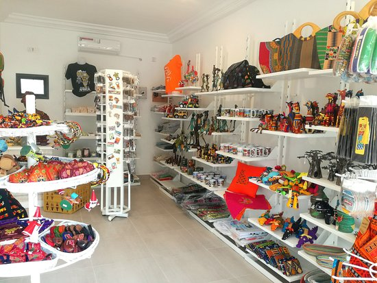 TOP-SHOP Gambia