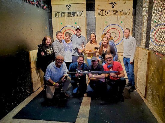 Ảnh về 1 Hour - Axe Throwing Session in Pennsylvania