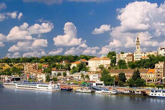 Panorama di Belgrado - trasferimento