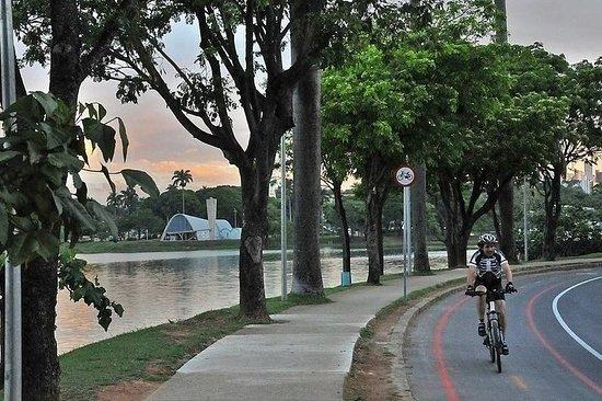 Privat sykkeltur i Pampulha Lagoon - Belo Horizonte-MG av Bikemania