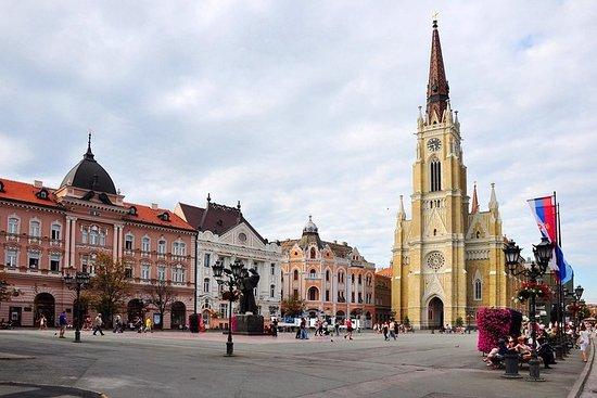 VISIT SERBIA: Novi Sad, Sremski...