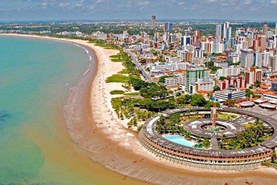 Transfert de l'aéroport de Recife à João Pessoa Par RECIFE TRANSLADO