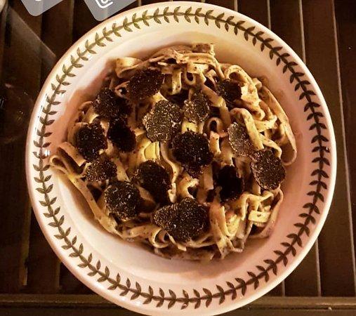 Trufflesecco Pasta