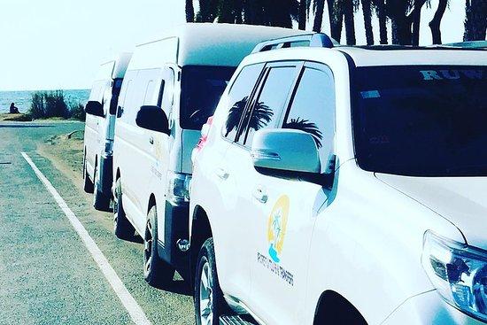 私人接送-納迪機場至斐濟莫米灣萬豪度假酒店