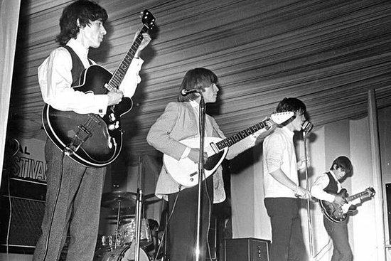 La naissance des Rolling Stones: tournée rock de Londres