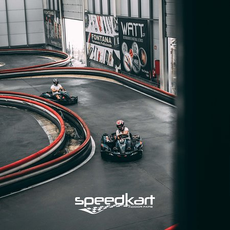 Indoor Karting Fafe - Speedkart