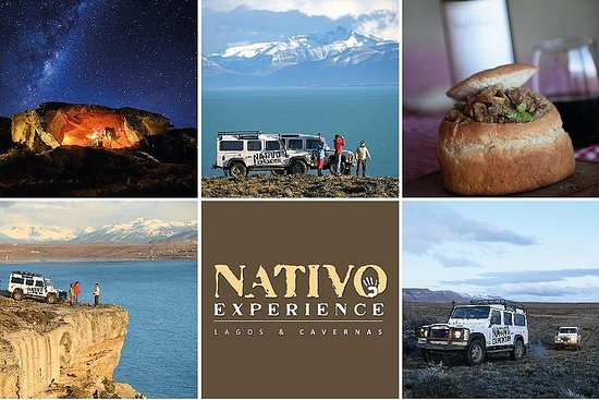 Nativo体验 - 湖泊和洞穴