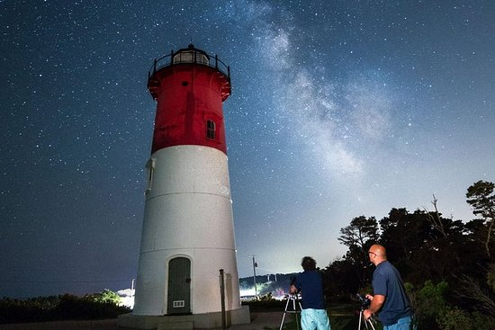 Private Guided Night Photography Tours på Cape Cod (for en fotograf.)