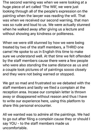 3rd elder sister Facebook detailed story post 2
