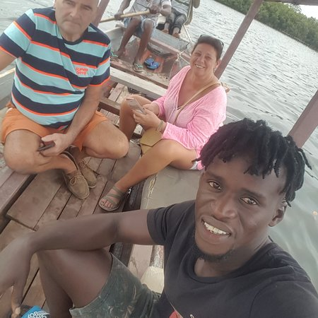 IS MUSA TOURS you can have beautiful boat trip to see nice mangrove,ostas and big elephant trees with homes garden👍👌