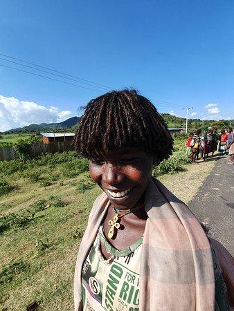 Benna tribe woman