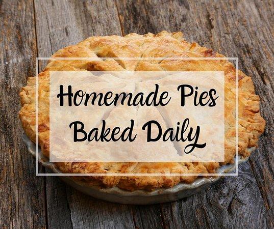 Stevensville, Kanada: Homemade Pies Made Daily