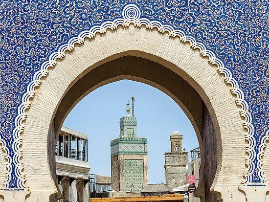 Meknes-Tafilalet Region, Maroko: Mesquita