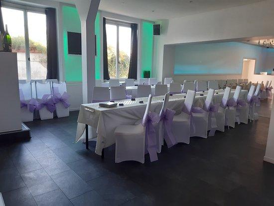 Gournay-sur-Aronde, France: mariage