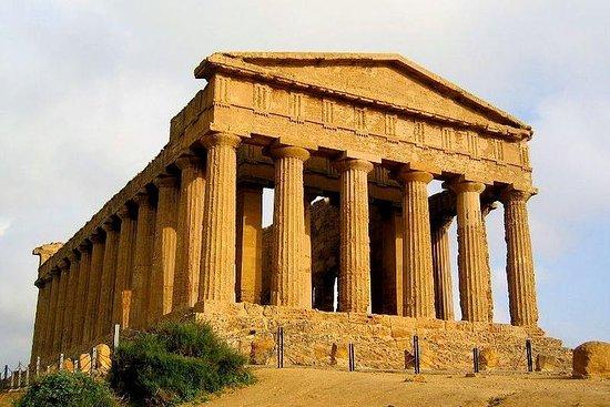 Valle de los Templos y Scala dei...
