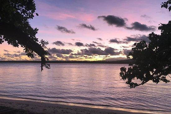 Bevande al tramonto e degustazione di Kava