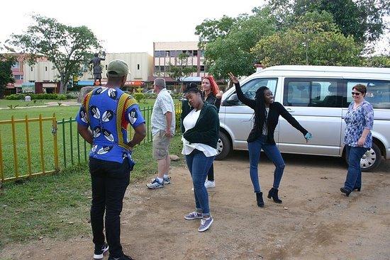 Caminhada Eco City tour Manzini