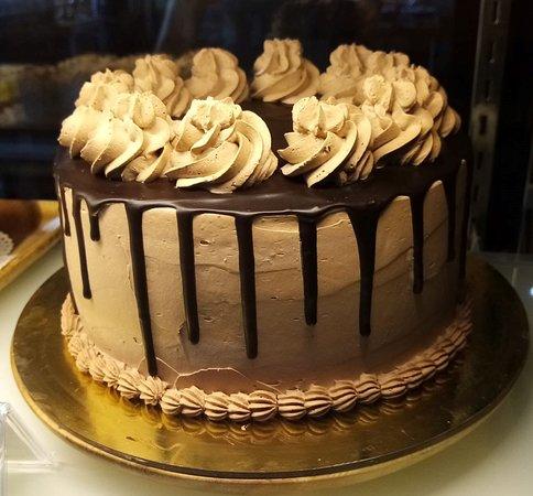 Choco Drip cake