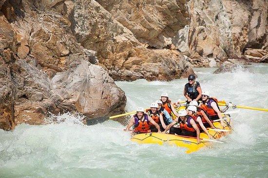 Rafting Adventure på Kicking Horse River