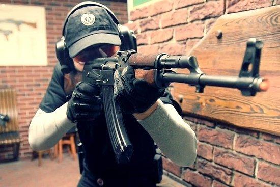 Pacote de tiro assassino Pro de Riga