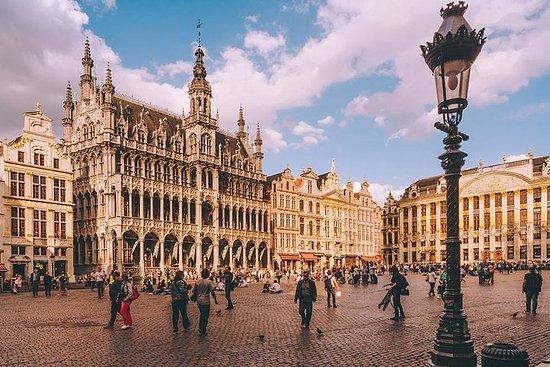 Brussels Card com transporte público...