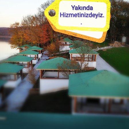 Kartepe, Turecko: Size özel kapalı alanlarınızda, huzur veren göl manzarası eşliğinde mangal keyfi...