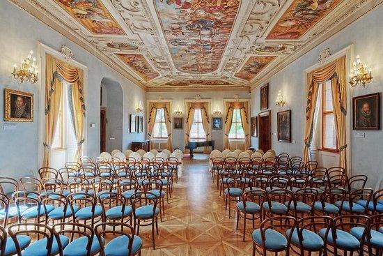 プラハのロブコヴィツ宮殿コンサートチケット