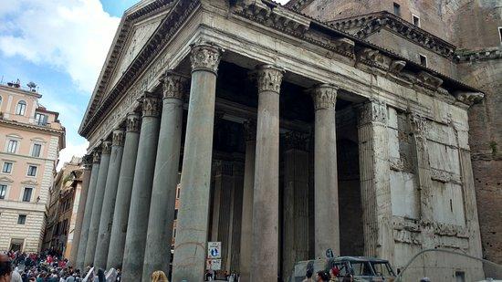 Rím, Taliansko: Amazing church - exquisite detail!
