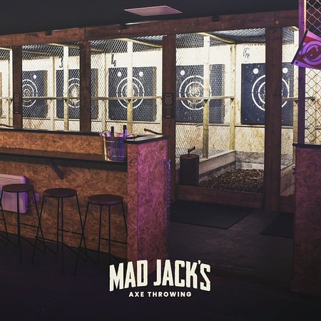 Mad Jack's Axe Throwing