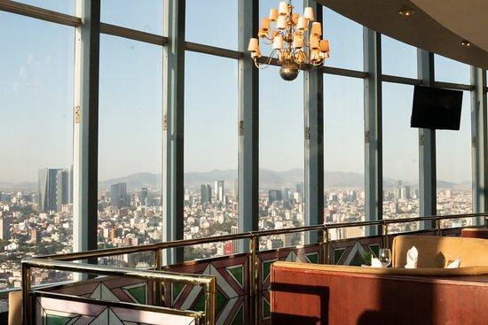 Buffet do brunch. - Picture of Bellini Restaurante Giratorio, Mexico City - Tripadvisor