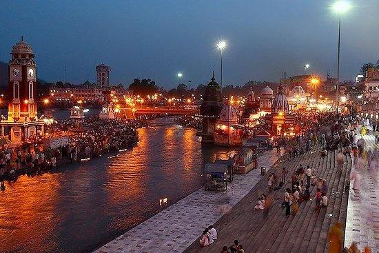 Haridwar en Rishikesh 1 daagse tour ...