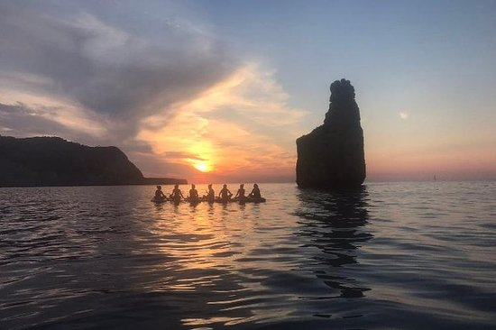 Stand Up Paddle Sunset Tour