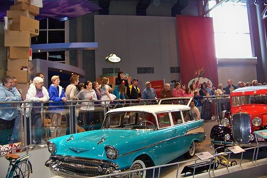 Skip the Line: America on Wheels Museum Admission Ticket