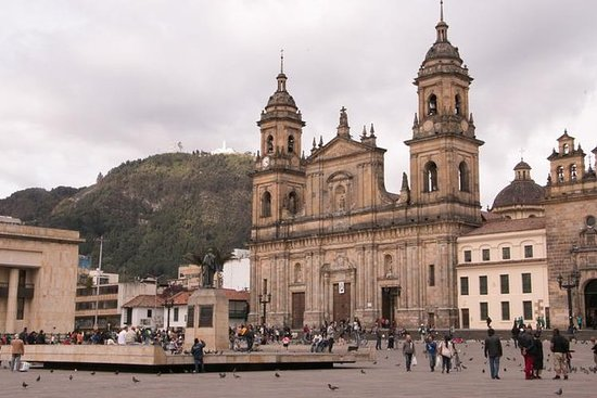 Bogota In Transit Transportation 12-Hour Layover Experience Resmi