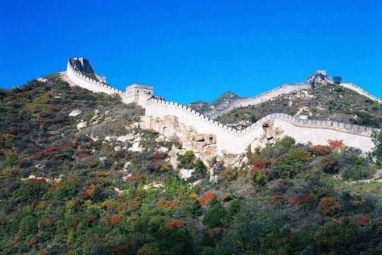 Visita a la Gran Muralla de Beijing...