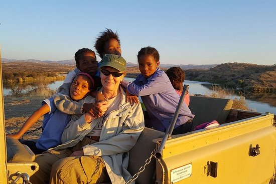 Passeios pela cidade de Windhoek