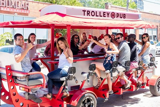 Trolley Pub Public Tour